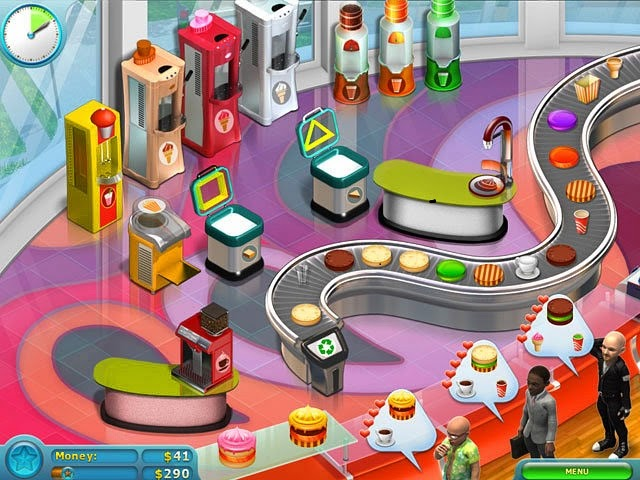 Food Business Games