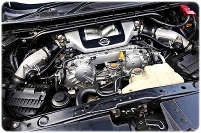Spesifikasi Mobil SUV Edisi Terbatas Nissan Juke-R