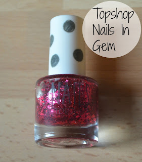 Mani Monday Topshop Nails In Jem
