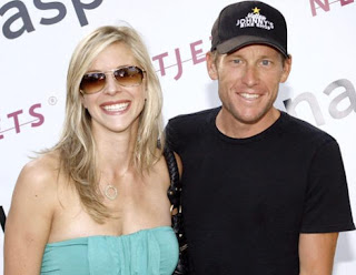 Lance Armstrong Girlfriend Anna Hansen 2013