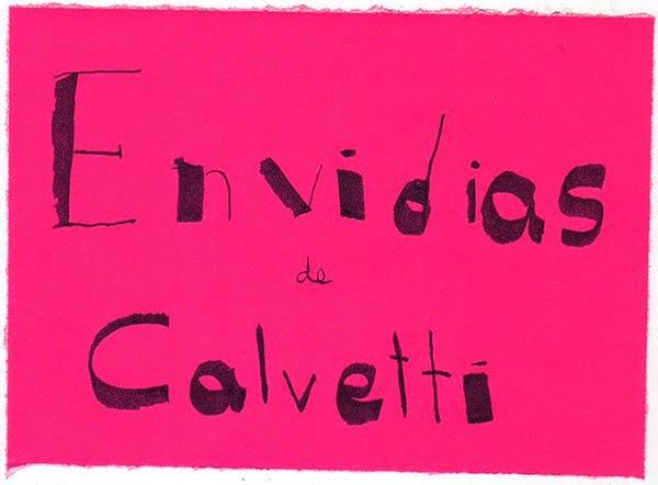 Envidias de Calvetti