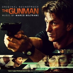 The Gunman Soundtrack (Music by Marco Beltrami)