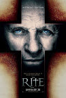 The Rite, Poster