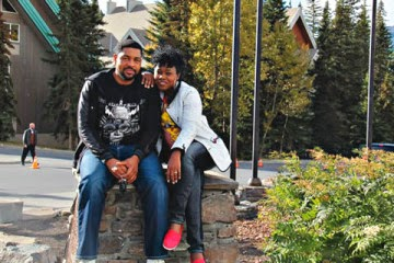 Kefee's husband, Don-Momoh: I'm not Stranded in the US