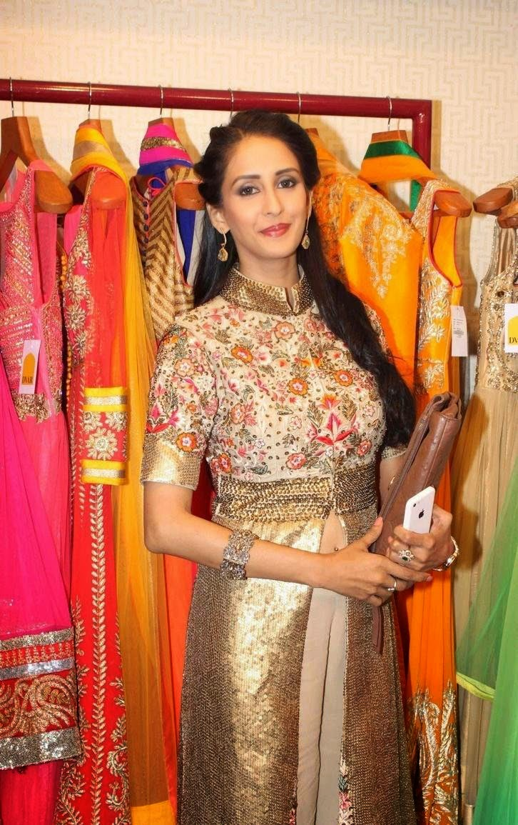 Actress Chahat Khanna Latest Cute Hot Spicy Photos Gallery At DVAR Fashion