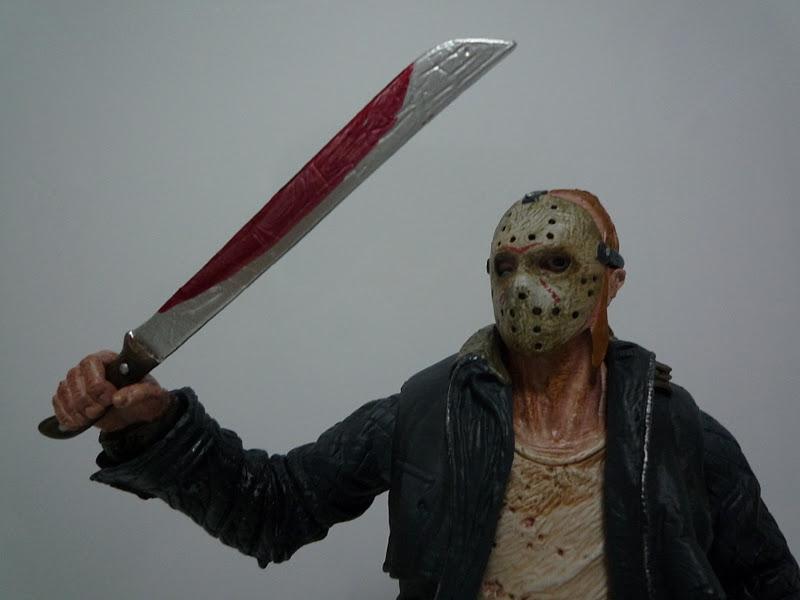 ... : Jason Voorhees de Cinema of fear (Mezco, Viernes 13 remake