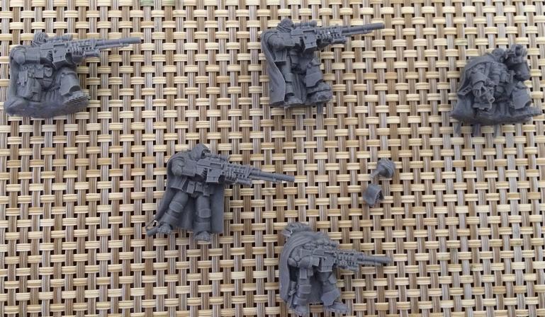 Black-Ops Sniper Recon Team