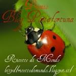 Premio coccinella portafortuna