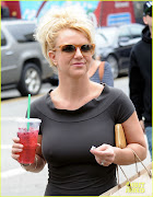 Britney Spears in Beverly Hills