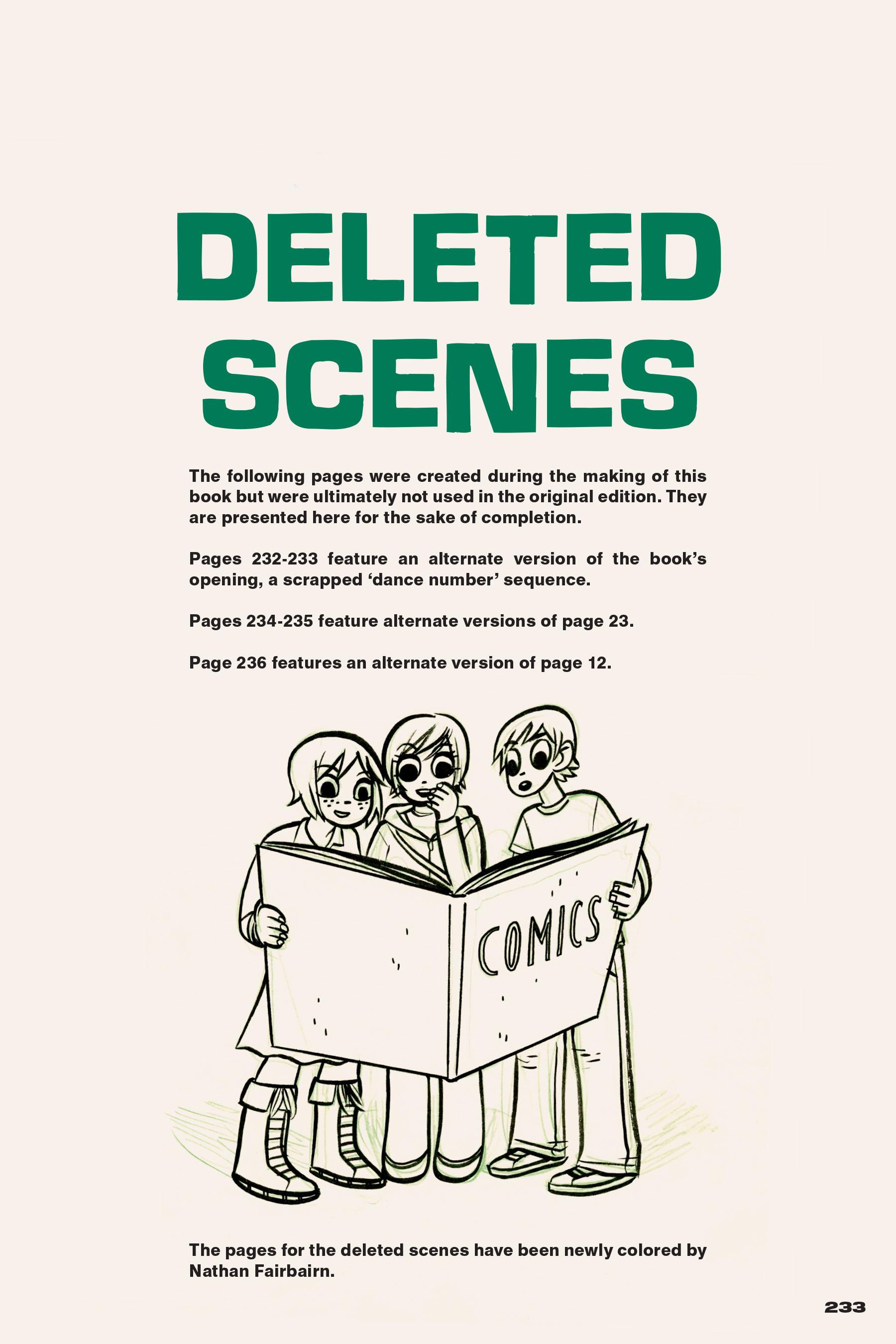 Read online Scott Pilgrim comic -  Issue #4 - 228