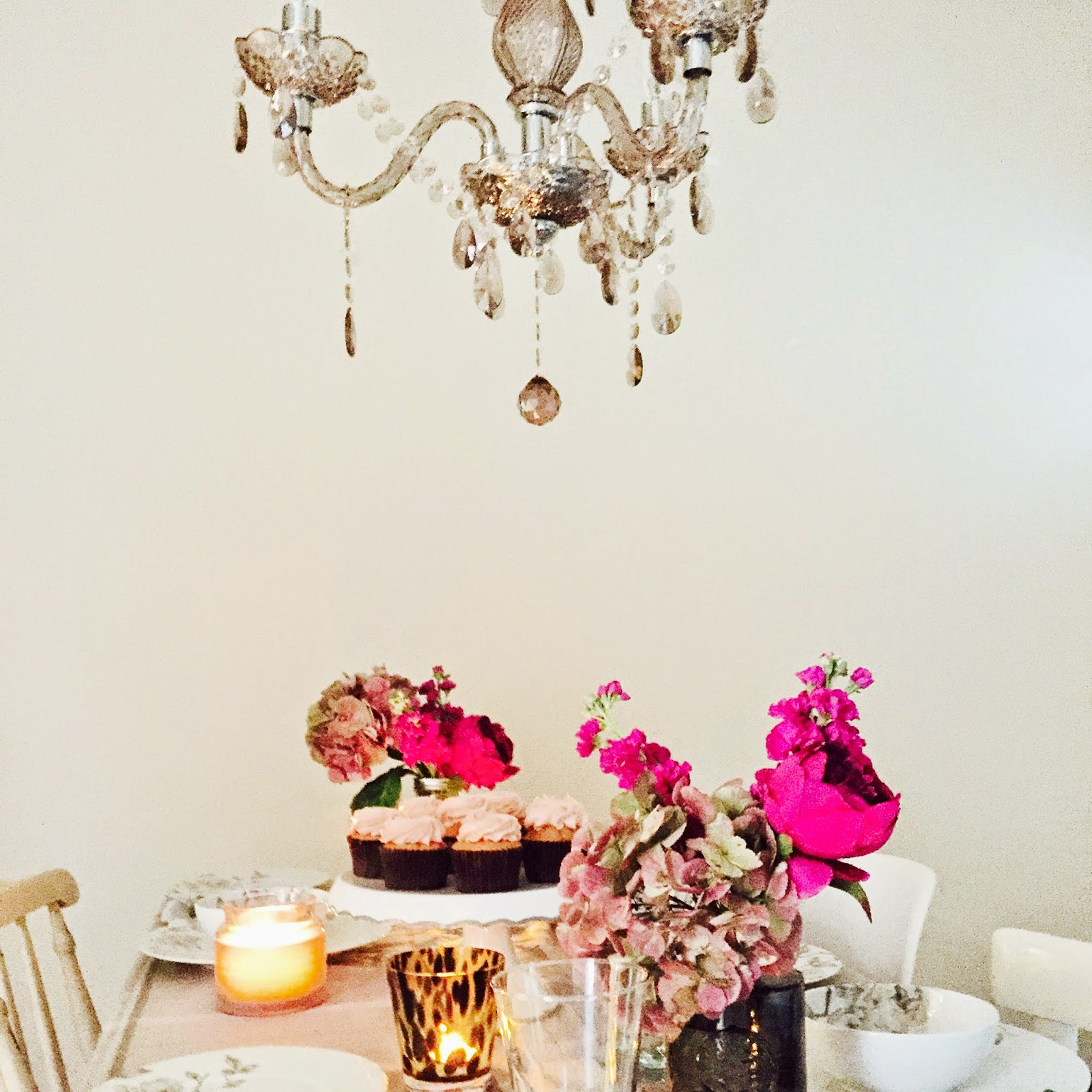 I Have Bought A Few New Pieces For My Own Home And So Thought D Share How Styled Eclectic Romantic Dining Table Using S Sourced At Tesco