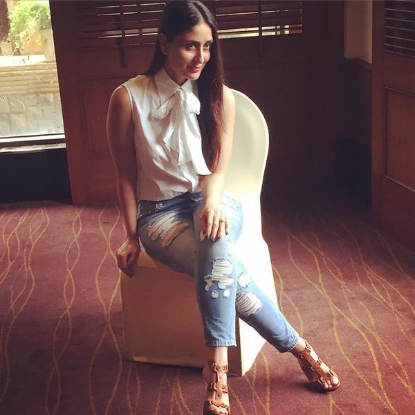kareena in jeans photoshoot