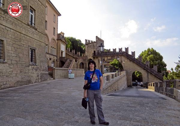 San Marino - Murallas