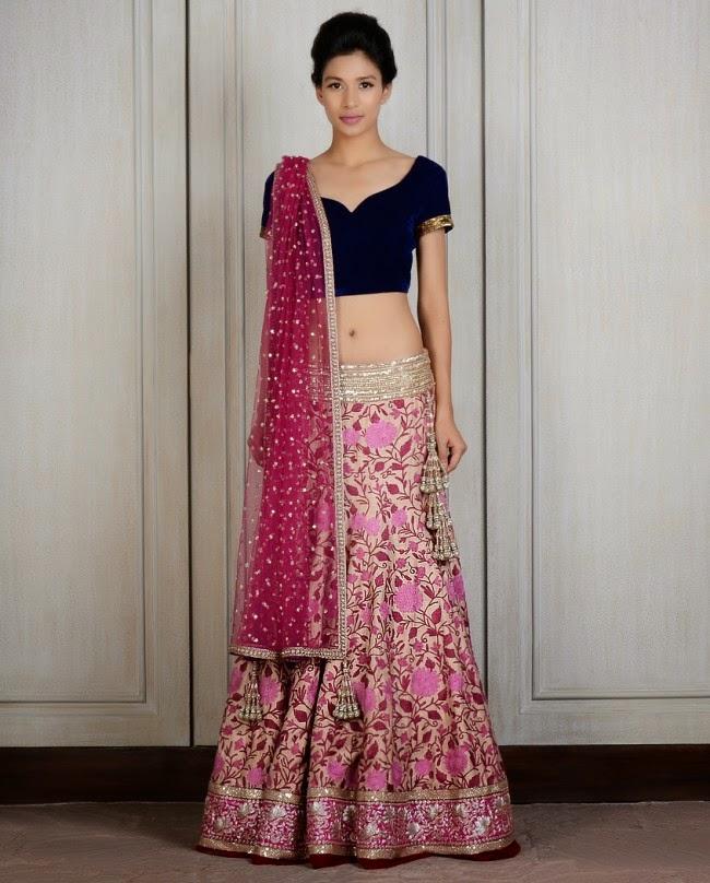 Elegant Indian Wedding Dresses 66 Perfect Elegant Indian Bridal Lehenga
