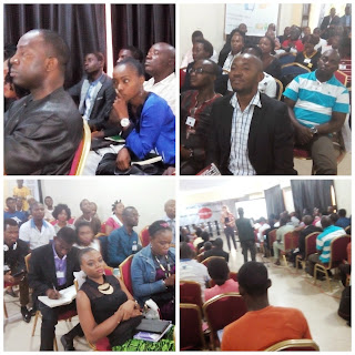 Another Cross section of participants at wabc 2015