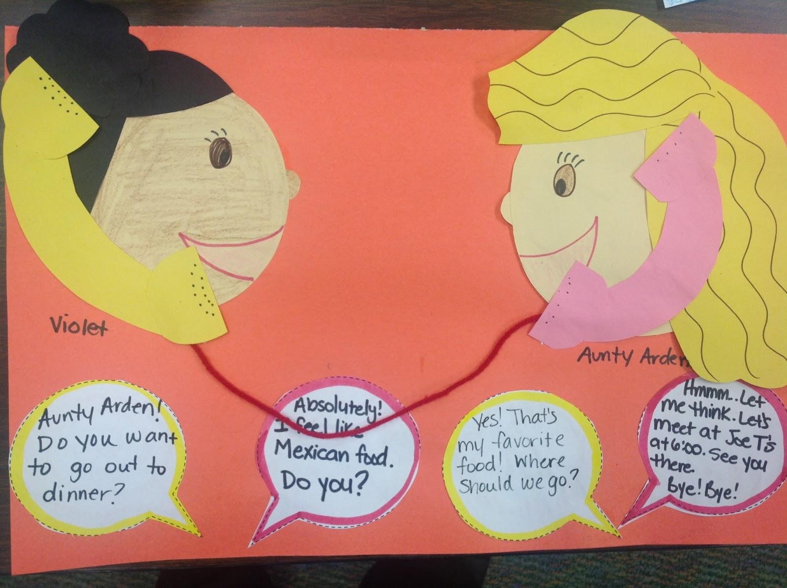 Smarttartslearning Yadda Yadda Yadda Dialogue And Alexander