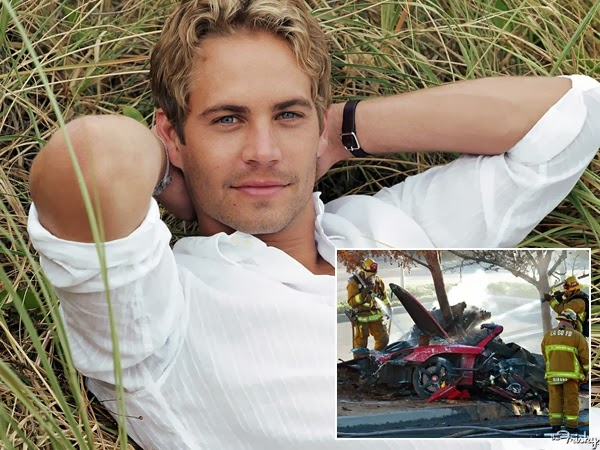 Paul walker death in car Crash
