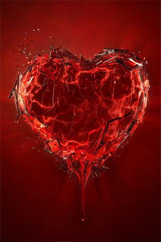 poemas de corazon roto. corazon roto poemas
