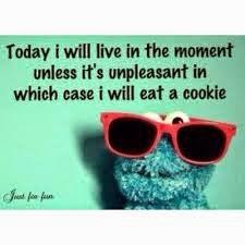 cookies always improve one's outlook