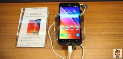 Asus Zenfone 2 ZE500KL Diperkenalkan, Andalkan Layar 5 Inci