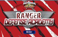 Power Rangers Defense Academy