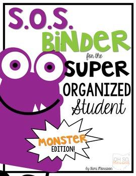 SOS Binder