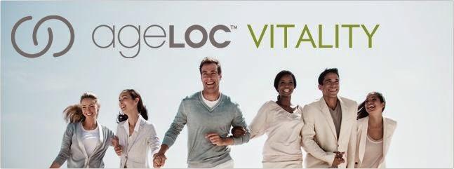Tác dụng Ageloc Vitality Nuskin