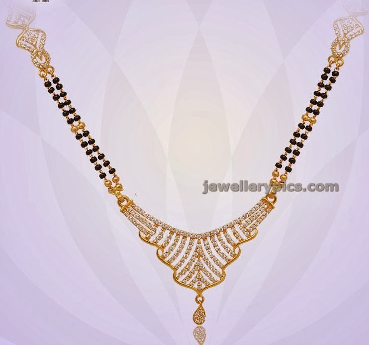 GRT nallapusalu necklace