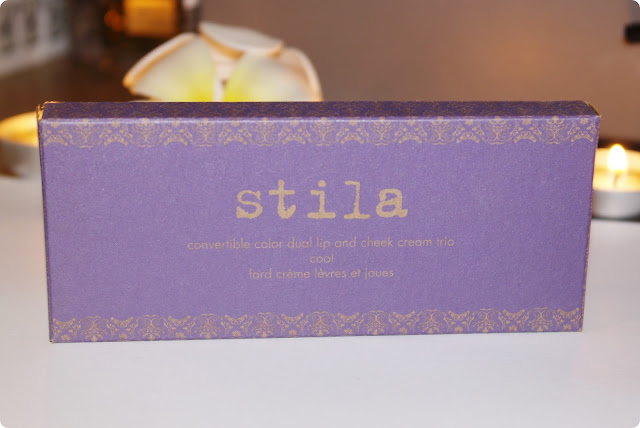 Stila Convertible Color Dual Lip and Cheek Cream Trio | Cool