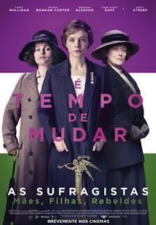 """Cinema -  """"A sufragistas"""""""