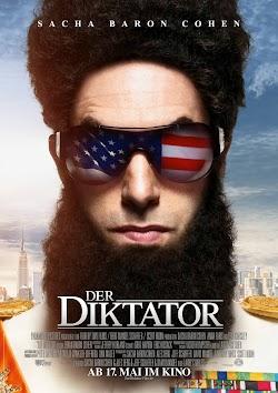 Kẻ Độc Tài - The Dictator 2012 (2012) Poster