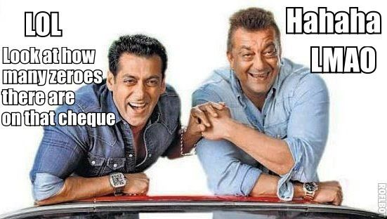 Salman Khan and Sanjay Dutt Host Bigg Boss 5