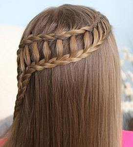 Peinados,  Niña de las Flores