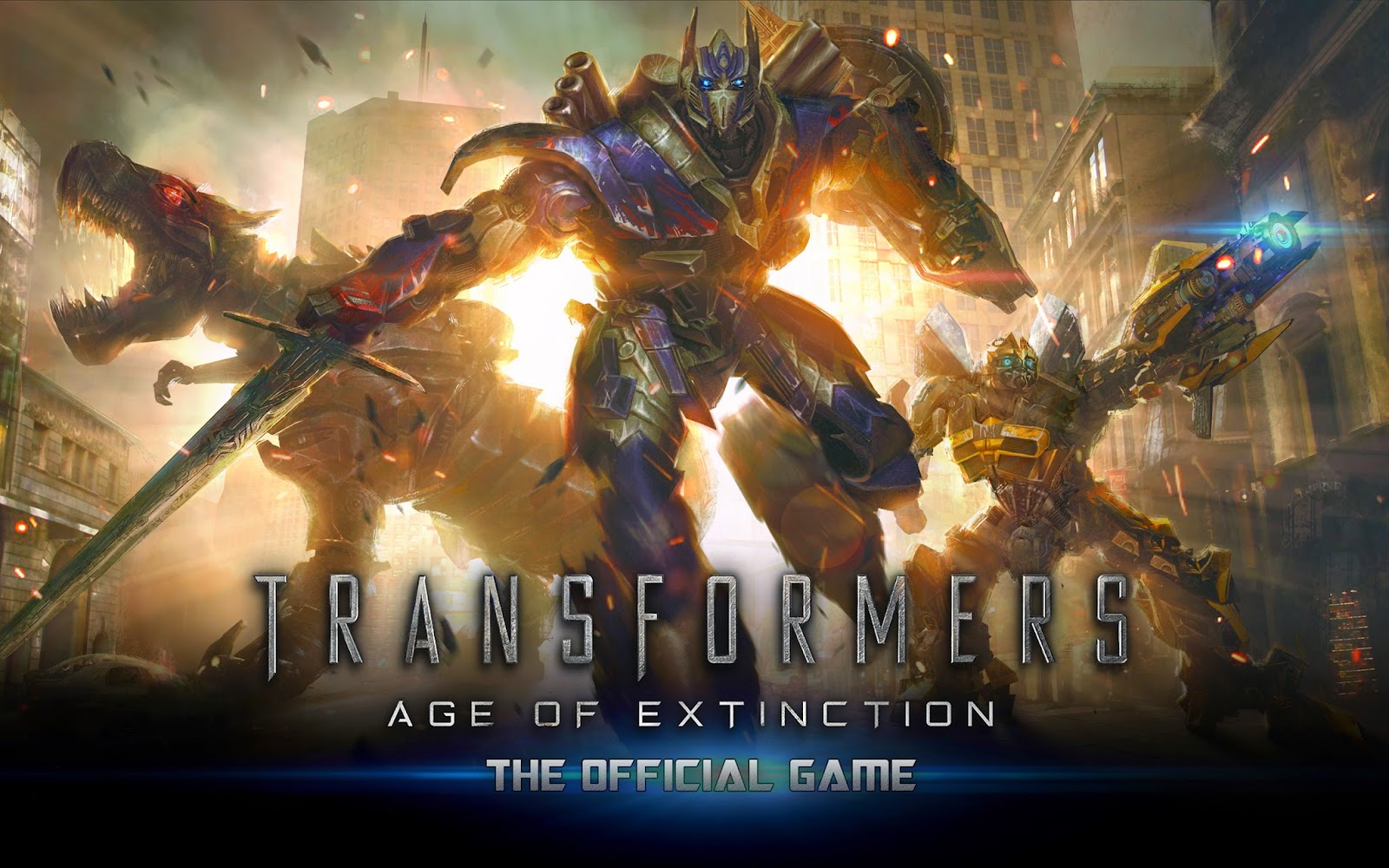 TRANSFORMERS AGE OF EXTINCTION v1.11.1 APK Mod