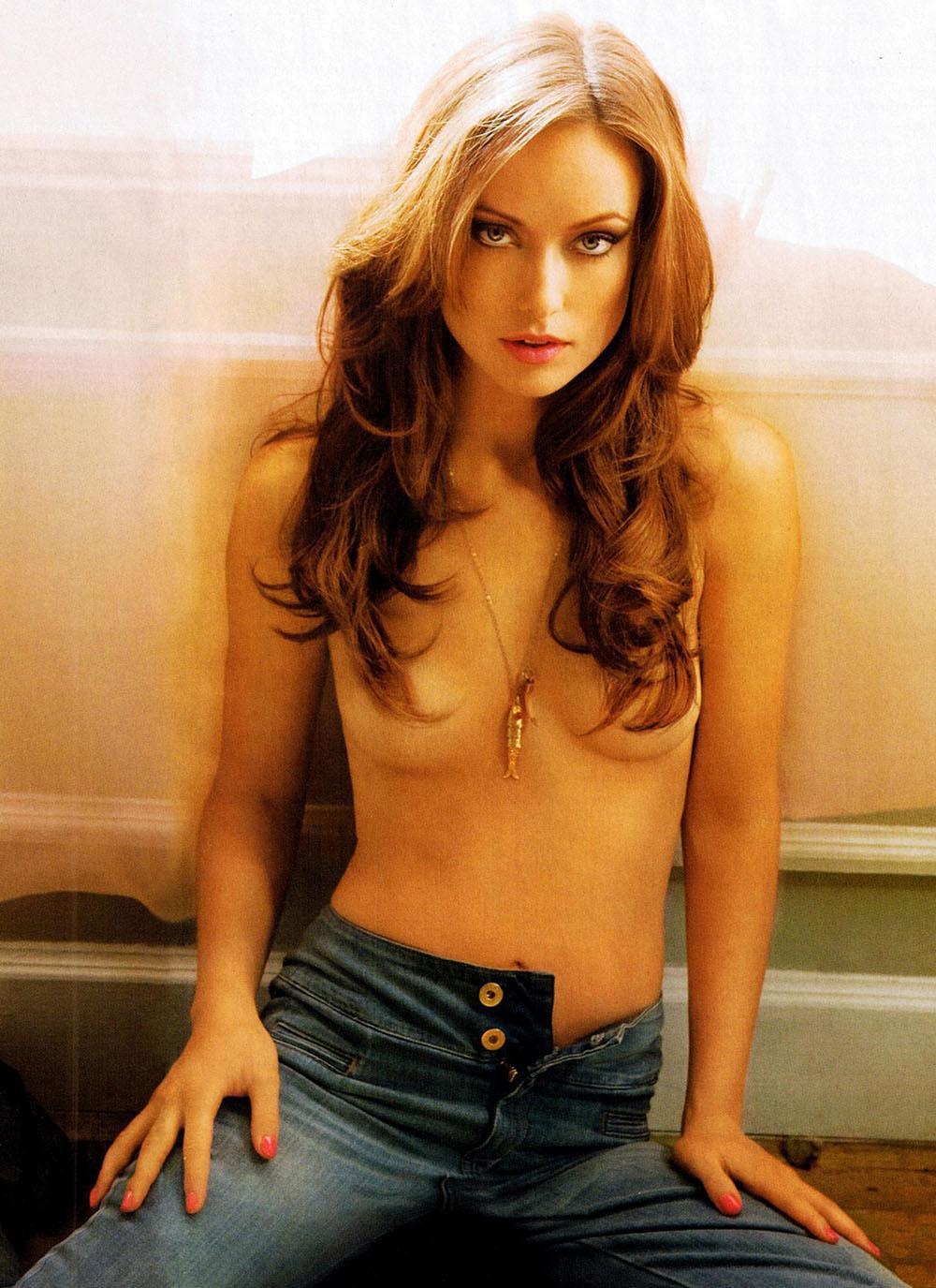 Olivia wilde nude gallery