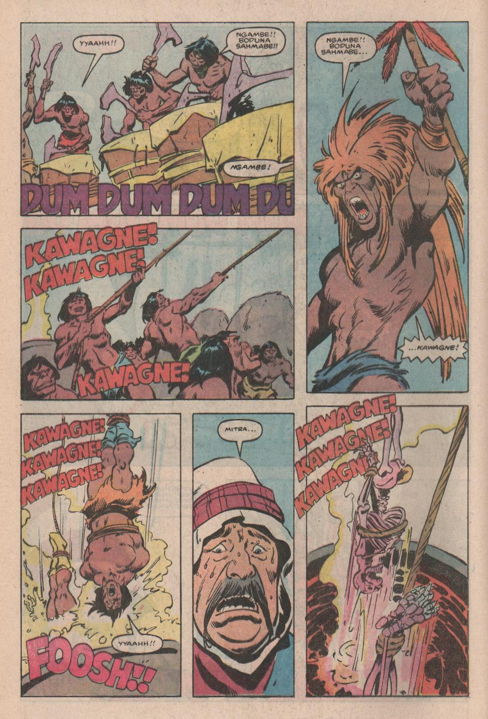 Conan the Barbarian (1970) Issue #172 #184 - English 11