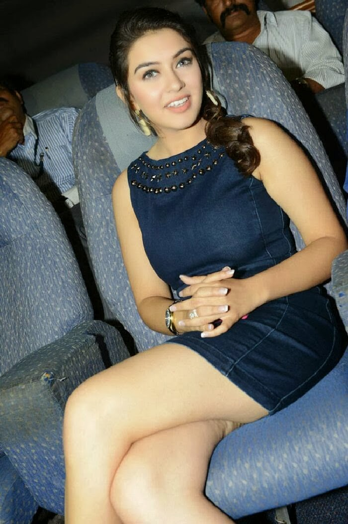 Naayak Hansika Motwani Hot Th...