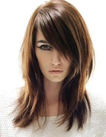 edgy long hair styles hairstyles