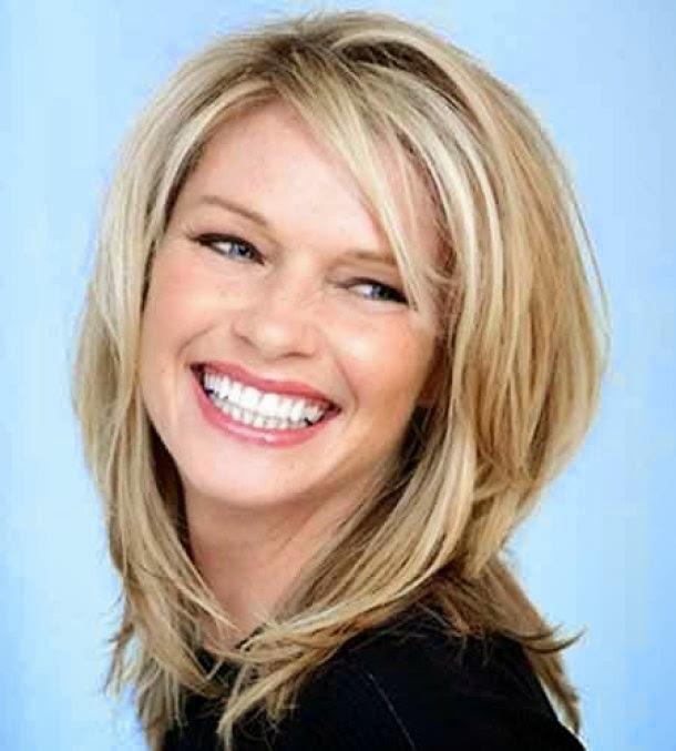 frisuren für dünnes haar und hohe stirn | frauen frisuren