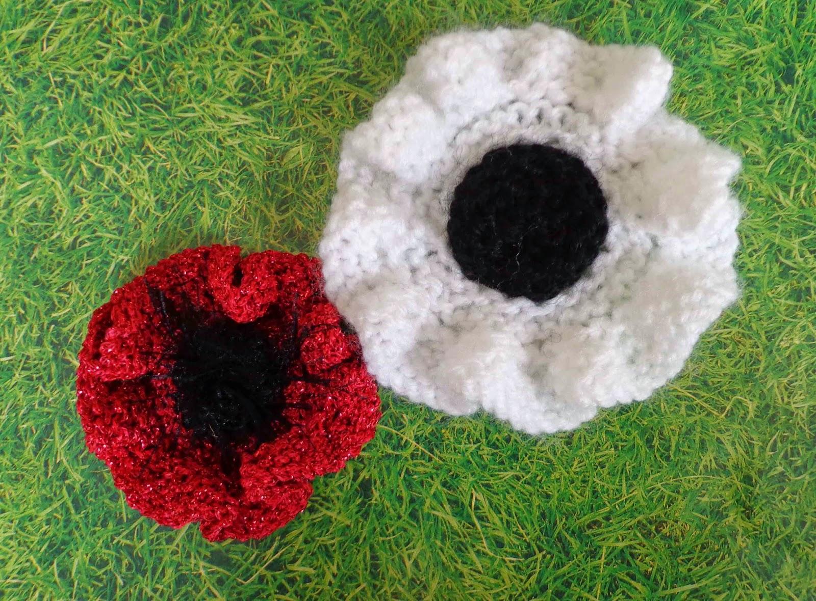Hippystitch: Crinkly Poppy Knitting Pattern