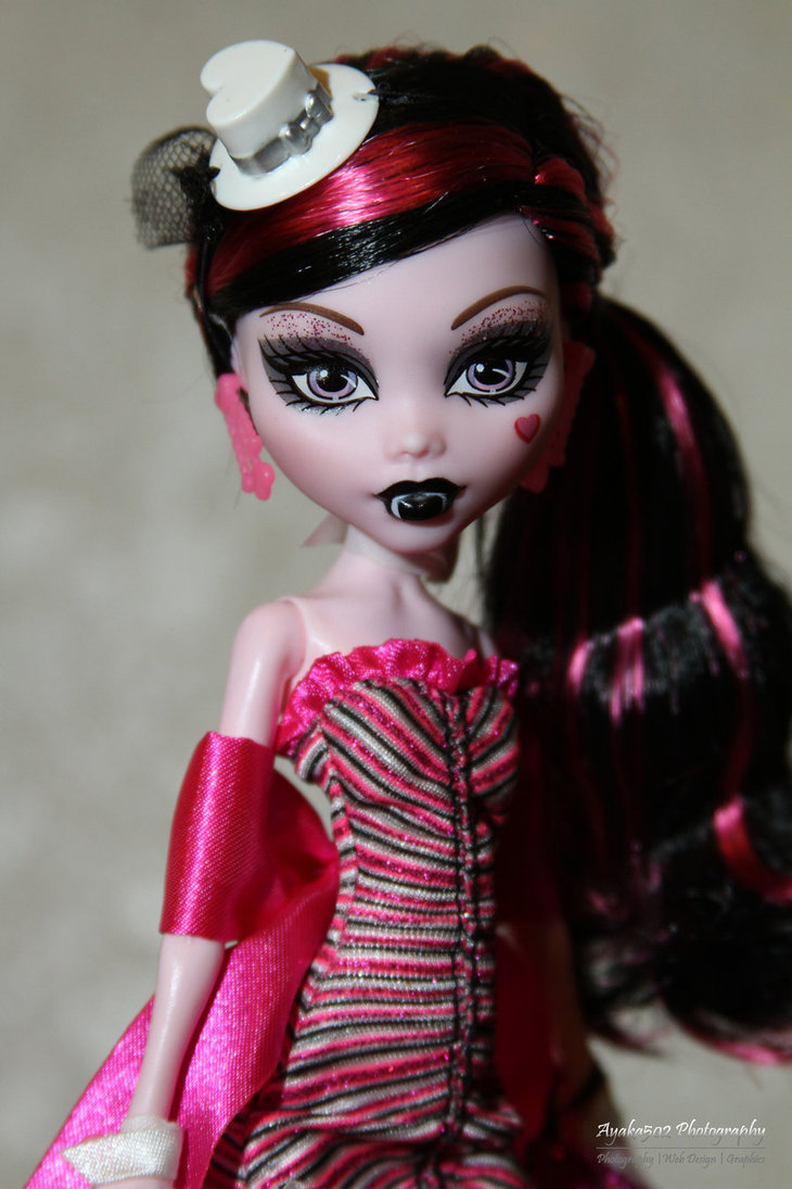 Image Result For Draculaura From Monster