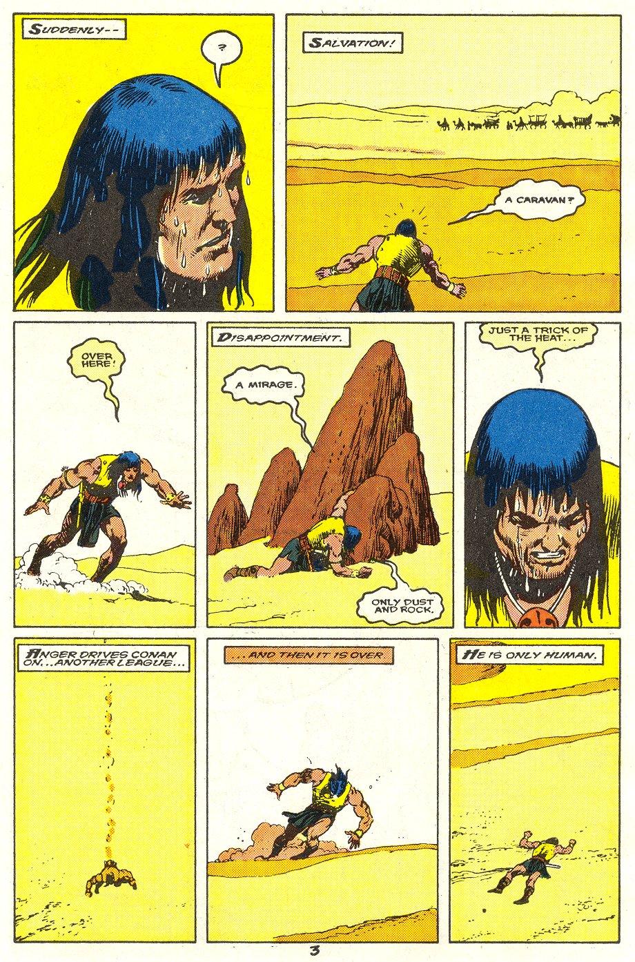 Conan the Barbarian (1970) Issue #214 #226 - English 4