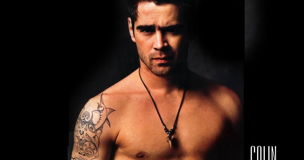 Colin Farrell : dj 41 ans et toujours aussi sexy