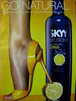 skyy vodka ad