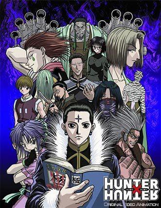 Thợ Săn Kỳ Tài - Hunter X Hunter