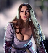 La scena del cartellone, Monica Bellucci, dal film: l'apprendista stregone