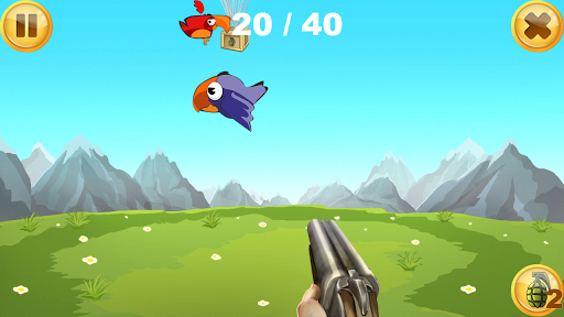 Angry Shooter android games