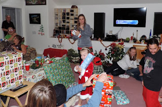 Christmas Gift Opening – Always A Fun Time