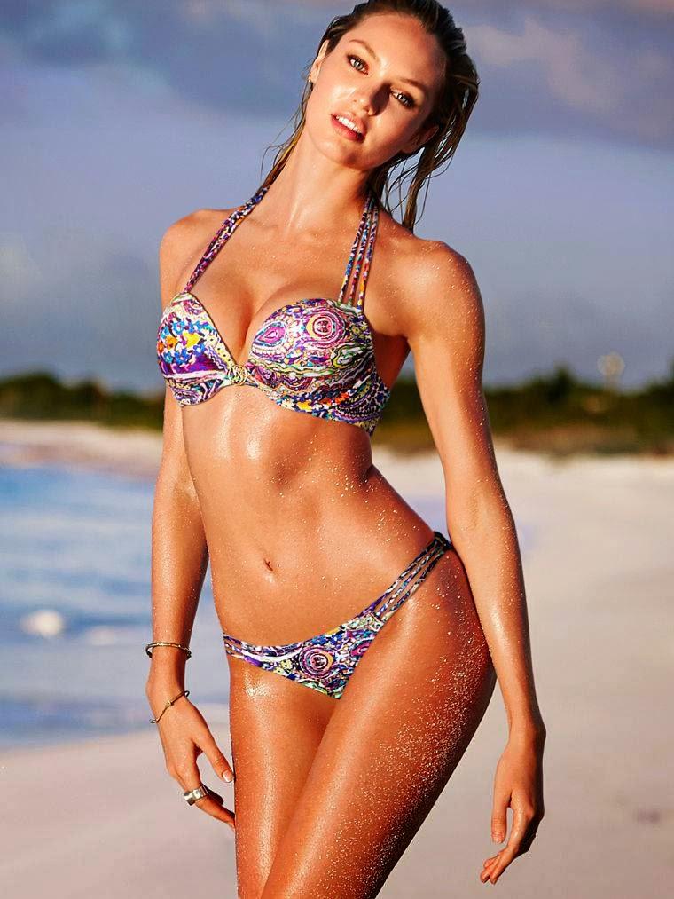 Candice Swanepoel - Hot HQ Bikini Wallpapers