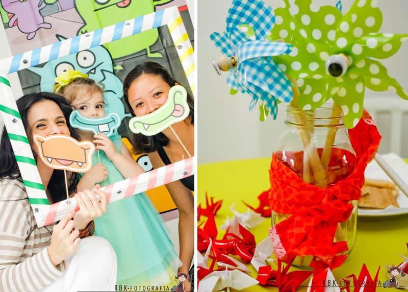 Fiesta tem tica de monstruos monsters decoracion - Fiesta infantil tematica ...